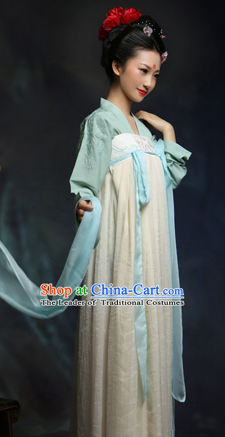 Ancient Chinese Costume Costumes Hair Accessories Hanfu Headwear Clothing Clothes Traditional Clothes
