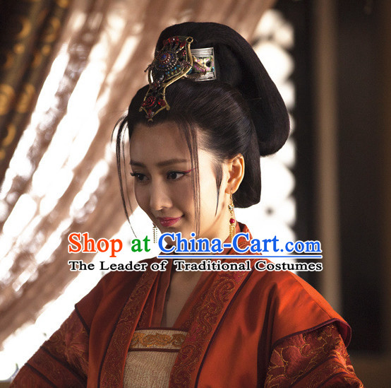 Handmade Ancient Chinese Empress Hair Accessories