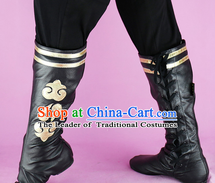 Chinese Competition Group Dance Boots
