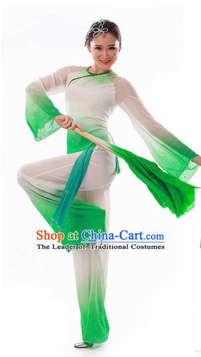 Chinese Dance Costume Wholesale Clothing Discount Dance Costumes Dancewear Supply