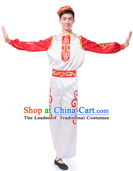 Chinese Mongolian Dance Costume Wholesale Clothing Discount Dance Costumes Dancewear Supply