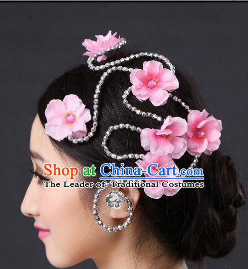 Chinese Classical Dance Headpieces for Girls