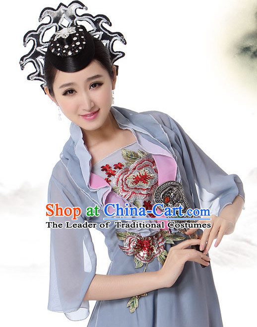Chinese Classical Dance Headpieces for Women
