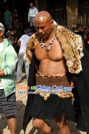Xia Dynasty New Stone Age Costume for Men