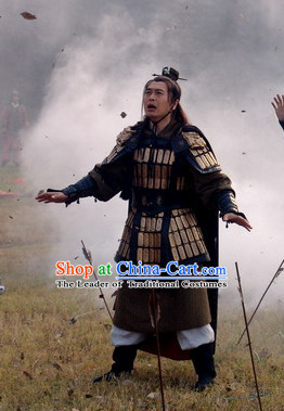Chinese TV Drama General Warrior Costume