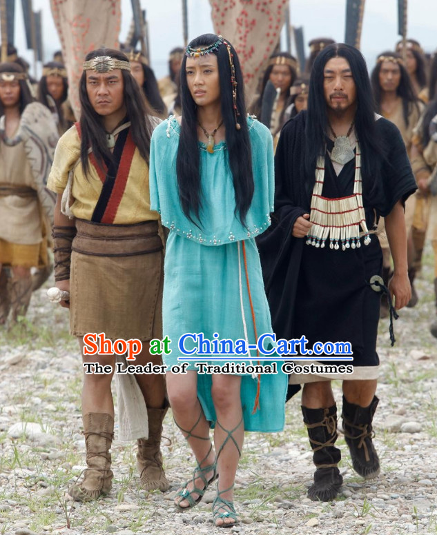 Xia Dynasty Female Clothing Women Clothes