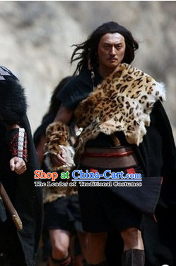 Xia Dynasty Superhero Costume for Men