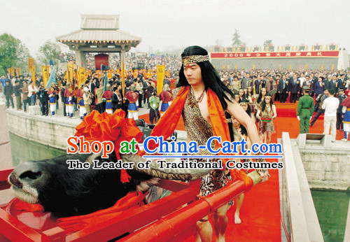 Xia Dynasty Clothing for Men