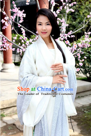 Chinese Ancient Palace Imperial Head Wear Headdress Five Dynasties Beauty Black Long Wigs