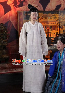 Chinese Costume Five Dynasties Chinese Classic Princess Costumes National Garment Outfit Clothing Clothes for Women