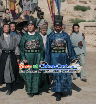 Song Dynasty Chinese Costume Costumes Garment Suit Outfits Armor Dresses Clothes