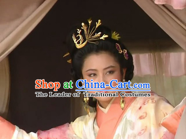 Chinese Han Dynasty Xi Shi Hair Accessories