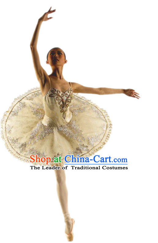 Top Ballet Costume Tutu Ballerina Dance Costumes Dancewear Dance Supply Tutus Tu Tu