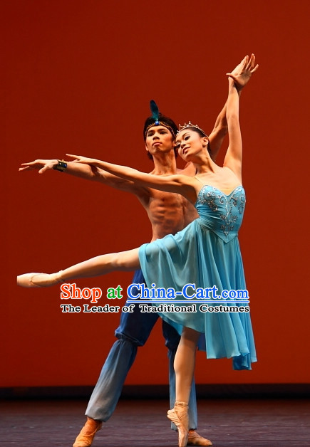 Asian Chinese Modern Dance Ballet Costume Tutu Ballerina Dance Costumes Dancewear Dance Supply Tutus Free Custom Make Tu Tu
