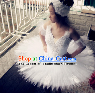 Top Feather Ballet Costume Tutu Ballerina Dance Costumes Dancewear Dance Supply Tutus Free Custom Tailored Tu Tu