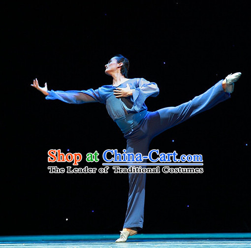 Modern Dancing Ballet Costume Dance Costumes Dancewear Dance Supply Free Custom Tailored for Men