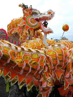 Dragon Dance Costumes