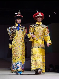 Qing Dynasty Costumes
