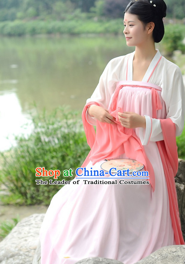 Tang Dynasty Chinese Costume Clothing online Shopping Plus Size Dresses Summer Dresses Womens Clothes Cosplay Costumes Apparel Wear