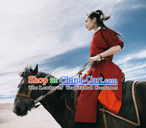 Tang Dynasty Ancient Chinese Men Clothing Complete Set