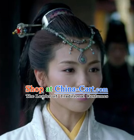 Chinese Imperial Female Hair Accessories