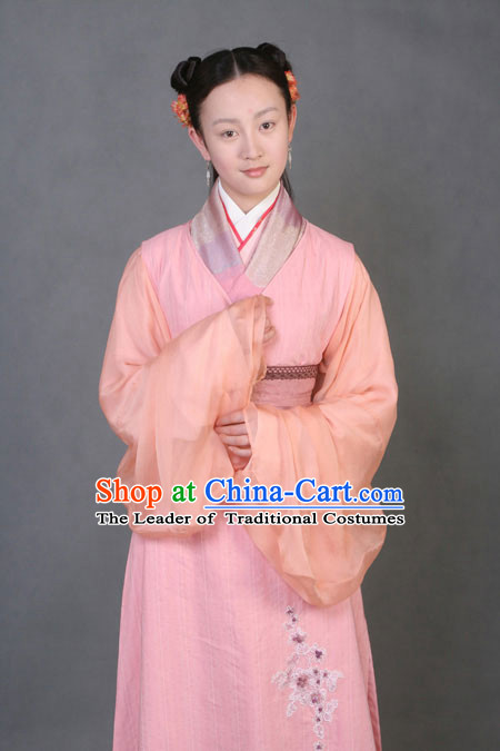Han Dynasty Beauty Clothes