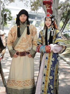 Mongolian Clothing