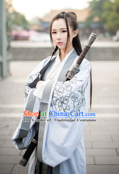 Ancient Chinese Women Costumes Kimono Costumes Han Dynasty Wholesale Clothing Dance Costumes Cosplay
