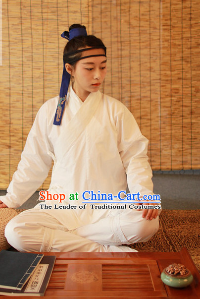Ancient Chinese Men or Women Zhongyi Costumes Kimono Costumes Wholesale Clothing Dance Costumes Cosplay Han Fu