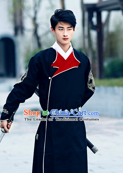Ancient Chinese Tang Dynasty Men or Women Costume Kimono Wholesale Clothing Dance Costumes Cosplay Han Fu