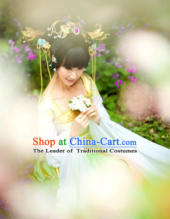 Chinese Accessories Headwear Headpieces Hair Jewelry