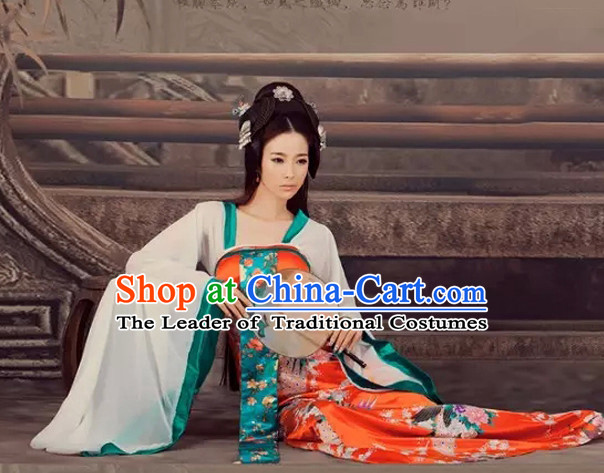 Ancient Women Hanfu Costumes Kimono Costumes Costume Wholesale Clothing Dance Costumes Cosplay