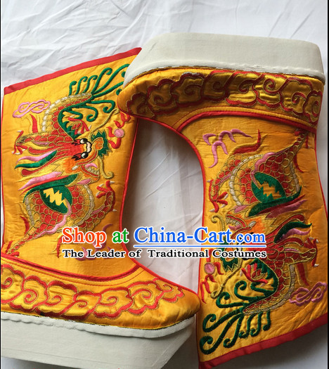 Chinese Opera Boots for Women