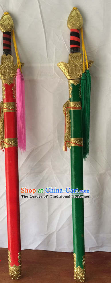 Chinese Traditional Opera Swords for Men
