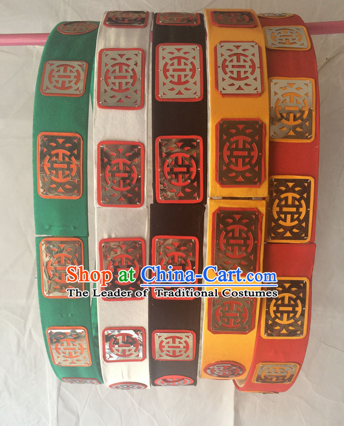 Chinese Traditional Opera Belt for Men