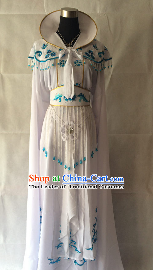 Chinese Opera Embroidered Empress Princess Robe Costume Traditions Culture Dress Masquerade Costumes Kimono Chinese Beijing Clothing for Women