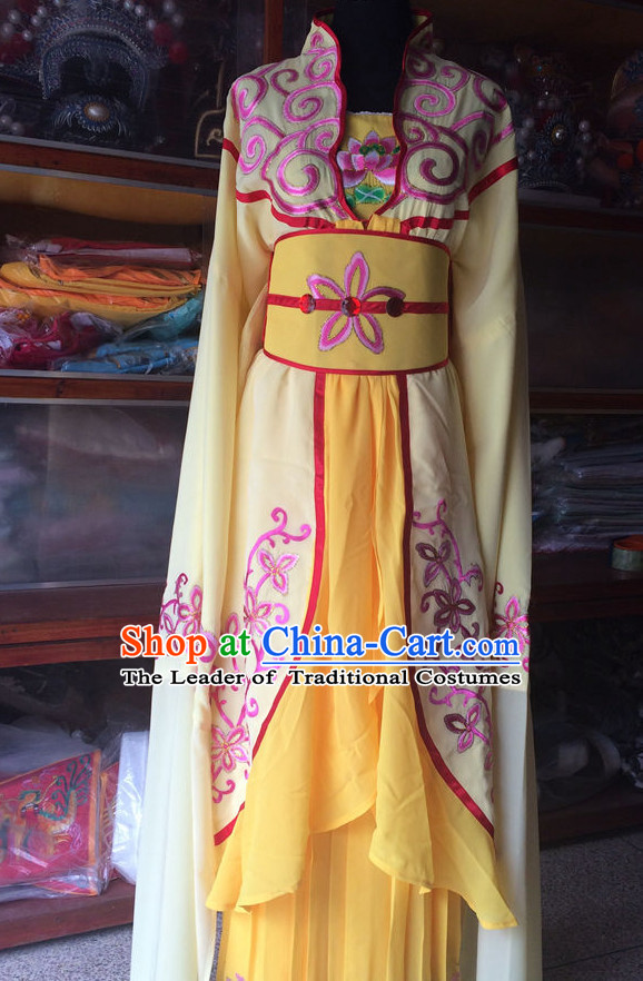 Chinese Opera Empress Costume Traditions Culture Dress Masquerade Costumes Kimono Chinese Beijing Clothing for Women