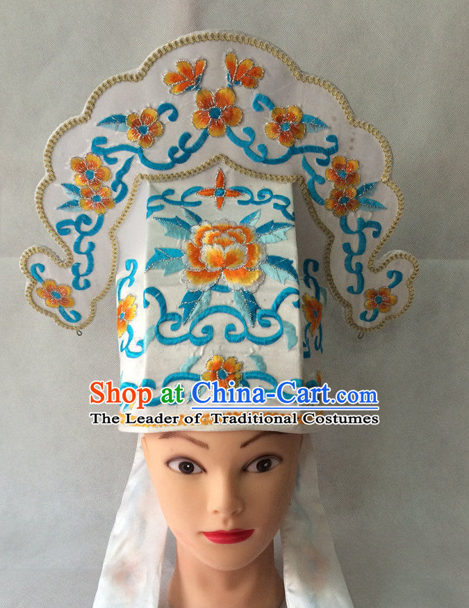 Chinese Traditional Opera Hat