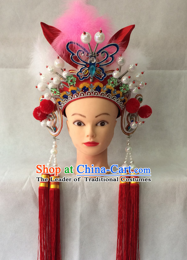 Chinese Classic Opera Phoenix Coronet for Men