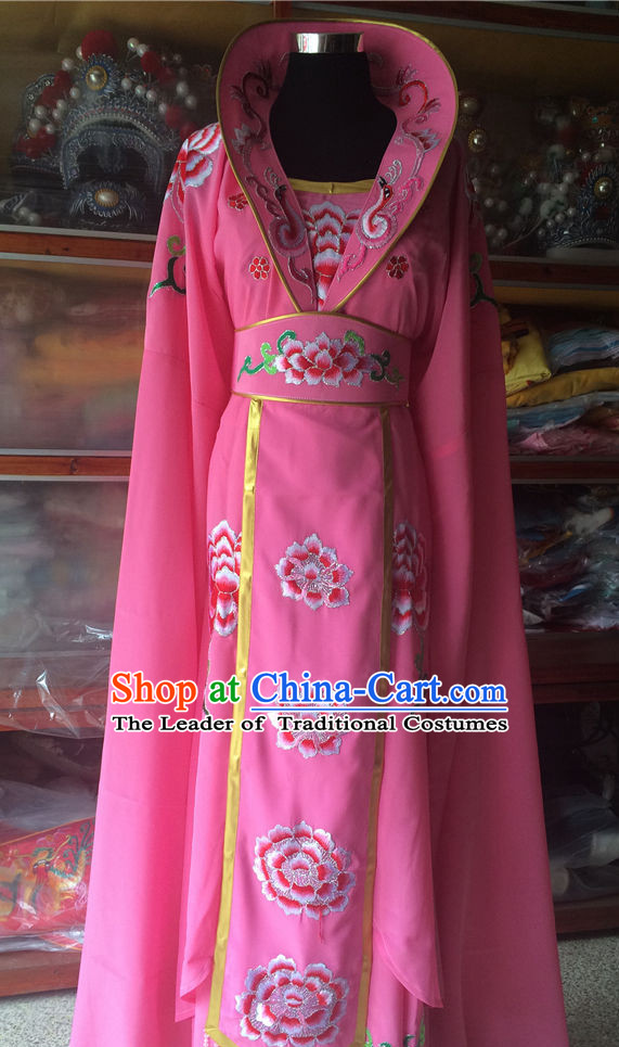 Chinese Opera Emperss Wear Costume Traditions Culture Dress Kimono Chinese Beijing Clothing for Women