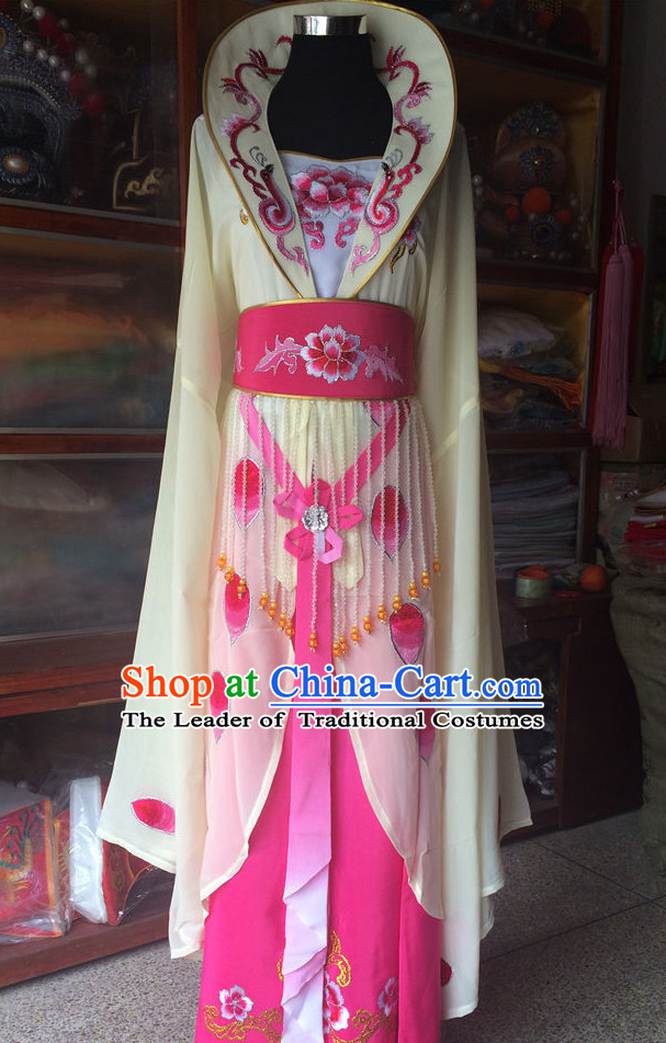 Chinese Opera Princess Wear Costume Traditions Culture Dress Kimono Chinese Beijing Clothing for Women