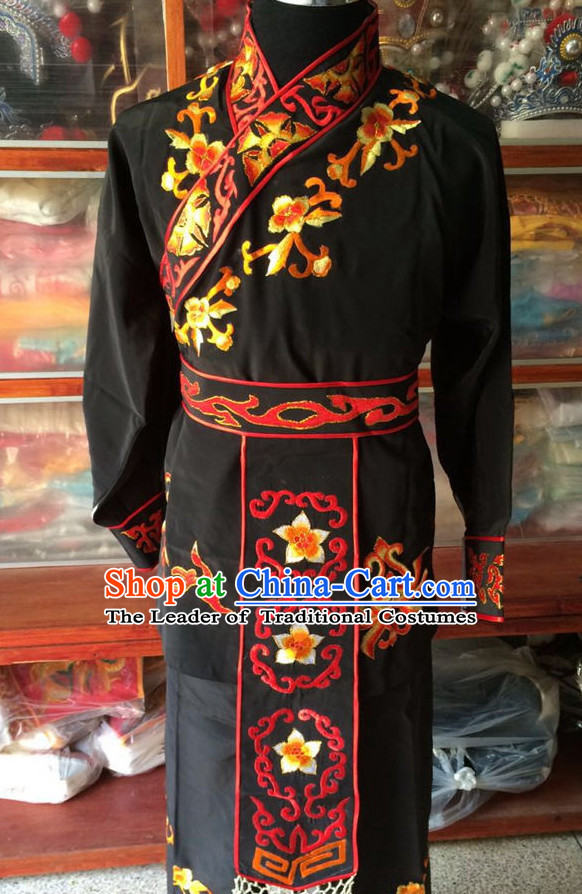 Chinese Opera Wusheng Clothes Dress China Costumes for Men