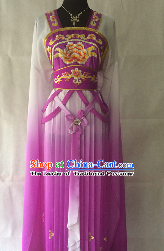 Chinese Opera Female Clothes Dress China Costumes for Women