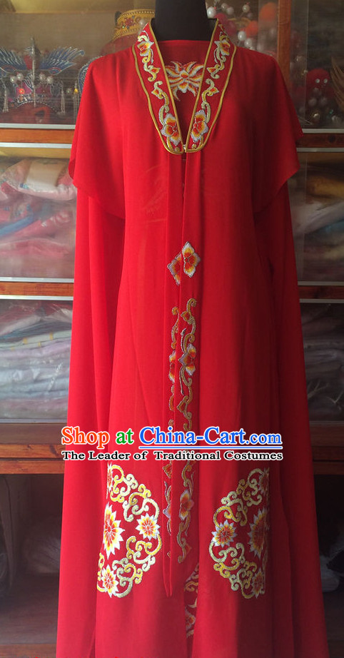 Chinese Opera Wedding Costume Clothes Dress China Costumes for Women