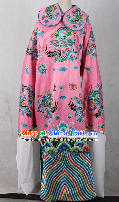 Chinese Opera Classic Dragon Robe Official Costumes Chinese Costume Dress Wear Outfits Suits for Men