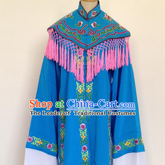 Chinese Opera Classic Embroidered Costumes Chinese Costume Dress Wear Outfits Suits for Women