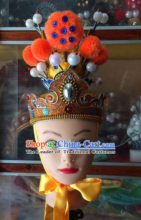 Chinese Opera Hat for Men