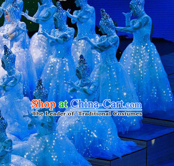 Chinese Dance Costumes Classical Dance Costume Props