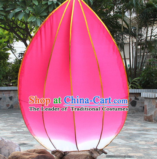 Chinese Stage Performance Flower Dance Props Stage Design Prop