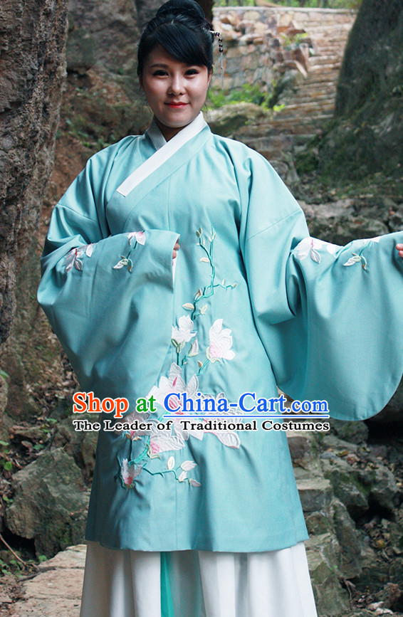 Asia Fashion China Store Qi Pao China Ancient Dynasty Apparel Chinese Costumes Ming Dynasty Dress Wear Outfits Clothing for Women